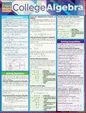 College Algebra, BarCharts, Inc., 1423220315