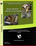 Recent Advances in Manufacturing Engineering : Proceedings of the 4th International Conference on MANUFACTURING ENGINEERING, QUALITY and PRODUCTION SYSTEMS (MEQAPS '11),, 1618040316