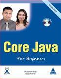 Core Java for Beginners, Sharanam Shah and Vaishali Shah, 1619030314