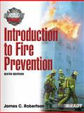 Introduction to Fire Prevention, Robertson, James C., 0131190318