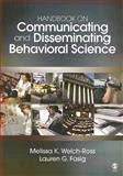 Handbook on Communicating and Disseminating Behavioral Science, , 1412940311