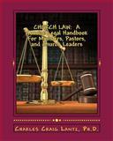 Church Law, Charles Lantz, 1470120313