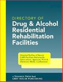 The Directory of Drug and Alcohol Residential Rehabilitation Facilities, Sedgwick, 1592370314