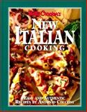 Betty Crocker's New Italian Cookbook, Betty Crocker Editors, 0028600312