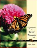 Explorations in Basic Biology, Gunstream, Stanley E., 0130930318