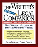 Writer's Legal Companion, Brad Bunnin and Peter Beren, 073820031X