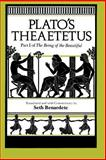 Plato's Theatetus, Plato, 0226670317