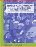 Stdt Wb-Family Exploration : Pers Viewpoints F/Multiple Persp, Goldenberg, Irene and Goldenberg, Herbert, 0495100315