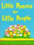Little Poems for Little People, Harry Bornstein and Lillian B. Hamilton, 0913580317