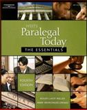 West's Paralegal Today, Roger LeRoy Miller and Mary Meinzinger Urisko, 1418050326