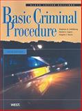 Black Letter Outline on Basic Criminal Procedure, Saltzburg, Stephen and Capra, Daniel, 0314190325