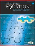 The Learning Equation Elementary Algebra, Acerrano, Anthony J., 053442032X