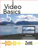 Video Basics, Zettl, Herbert, 0495050326