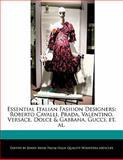 Essential Italian Fashion Designers, Jenny Reese, 1170680321