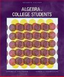 Algebra for College Students 9780534400323