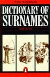 The Penguin Dictionary of Surnames, Basil Cottle, 014051032X