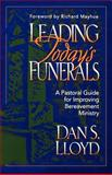 Leading Today's Funerals 9780801090325
