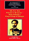 My Life and Ethiopia's Progress, Haile Sellassie, 0948390328