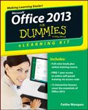 Office 2013 ELearning Kit for Dummies, , 1118490320