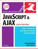 JavaScript and AJAX for the Web, Tom Negrino and Dori Smith, 0321430328
