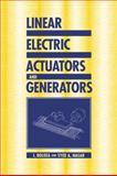 Linear Electric Actuators and Generators 9780521020329