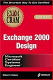 MCSE Exchange 2000 Design, Baldwin, William, 1588800326