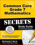 Common Core Grade 7 Mathematics Secrets Study Guide, CCSS Exam Secrets Test Prep Team, 1627330321