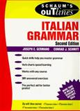 Schaum's Outline of Italian Grammar, Germano, Joseph E. and Schmitt, Conrad J., 0070230331