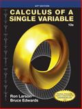 Calculus of a Single Variable 10th Edition