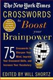 The New York Times Crosswords to Boost Your Brainpower, New York Times Staff, 0312320337