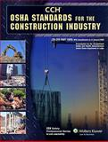 OSHA Standards for the Construction Industry as of 01/09, CCH Incorporated Staff, 0808020331