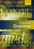 Cognitive Grammar 9780198700333
