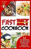 Fast Diet Cookbook, Happy Cook, 1493550330
