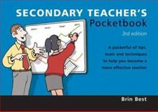 Secondary Teachers' Pocketbook, Best, Brin, 1906610339