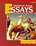 Improve Your Essays 9780028020334