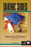 Clashing Views on Controversial Educational Issues, Noll, James W., 0072410337