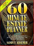 60 Minute Estate Planner, Kraemer, Sandy F., 0130810339