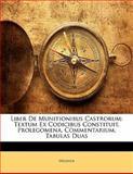 Liber de Munitionibus Castrorum, Hyginus, 1141840332