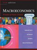 Macroeconomics : Public and Private Choice, Stroup, Richard L. and Sobel, Russell S., 0324320337