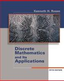 Discrete Mathematics and Its Applications, Rosen, Kenneth H., 0072930330