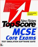 MCSE Top Score Software, Grant Jones, 0735700338