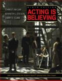 Acting Is Believing, McGaw, Charles and Clark, Larry D., 0495050334