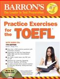 Practice Exercises for the TOEFL with Audio CDs, Pamela Sharpe, 1438070330