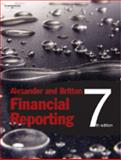 Financial Reporting, Alexander, David and Britton, Anne, 1844800334