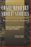Contemporary Short Stories from Central America 9780292740341