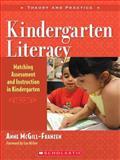 Kindergarten Literacy, Anne McGill-Franzen, 043980034X