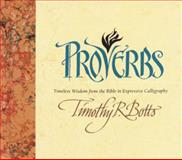 Proverbs, Tim Botts, 0842350349