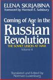 Coming of Age in the Russian Revolution, Skrjabina, Elena, 0887380344