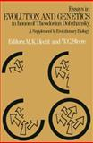 Essays in Evolution and Genetics in Honor of Theodosius Dobzhansky : A Supplement to Evolutionary Biology, , 0306500345