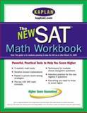 Kaplan New SAT Math Workbook, Kaplan Educational Center Staff, 0743260341